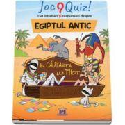 Joc? Quiz! 150 de intrabari si raspunsuri despre Egiptul Antic