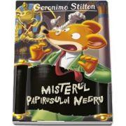 Misterul papirusului negru de Geronimo Stilton