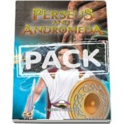 Perseus and Andromeda Book with Audio CD