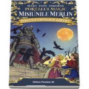 Povestea castelului bantuit. Portalul Magic - Misiunile Merlin nr. 2