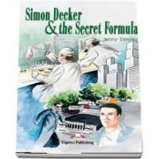 Simon Decker and the Secret Formula Reader