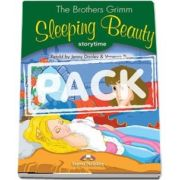 Sleeping Beauty Book with DVD Video