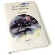 Spre Meka... Poeme alese de Nicolae Leahu
