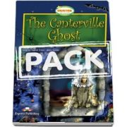 The Canterville Ghost Book with Audio CD and DVD Video