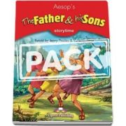 The Father and his Sons Book with Audio CD and DVD Video