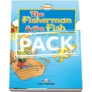 The Fisherman and the Fish Book with Audio CDs and DVD Video