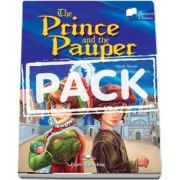 The Prince and the Pauper Reader with Audio CD