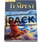 The Tempest Book with Audio CD