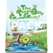 The Three Billy Goats Gruff Story Book with Audio CD