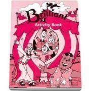Brilliant 4 Activity Book International