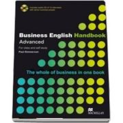 Business English Handbook Pack Advanced