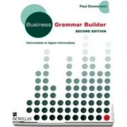 Business Gram Builder Students Book Pack New Edition