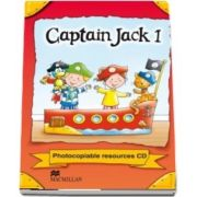 Captain Jack Level 1 Photocopiables CD Rom
