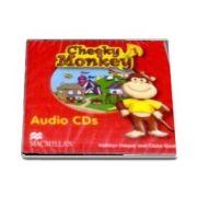 Cheeky Monkey 1 Audio CD