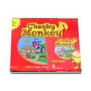 Cheeky Monkey Pupils Book Pack 1
