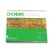 Code Green Class Audio CD
