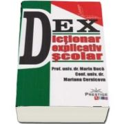 DEX. Dictionar explicativ scolar