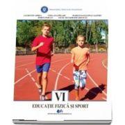 Educatie fizica si sport. Manual pentru clasa a VI-a