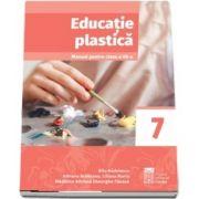 Educatie plastica, manual pentru clasa a VII-a