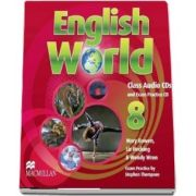 English World 8 Audio CD
