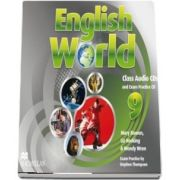 English World 9 Audio CD