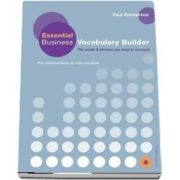 Essential Business Vocabulary Builder Students Book Pack