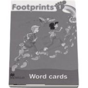 Footprints 1 Word Cards