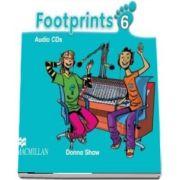 Footprints 6 Audio CD (Contine 4 cd-uri)
