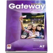 Gateway 2nd edition A2 Students Book Pack