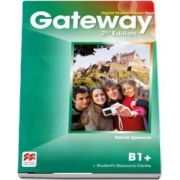 Gateway 2nd edition B1Plus Digital Students Book Pack