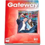 Gateway 2nd edition B2 Digital Students Book Pack