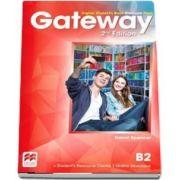 Gateway 2nd edition B2 Digital Students Book Premium Pack