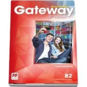 Gateway 2nd edition B2Plus Students Book Pack