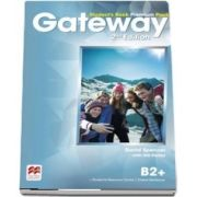 Gateway 2nd edition B2Plus Students Book Premium Pack