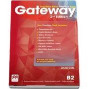 Gateway 2nd edition B2 Teachers Book Premium Pack