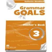 Grammar Goals Level 3 Teachers Book Pack
