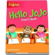 Hello Jojo. Pupils Book