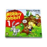 Hello Robby Rabbit 1. Storycards