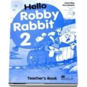 Hello Robby Rabbit 2. Teachers Book
