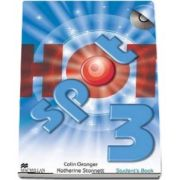 Hot Spot 3 Students Book and CD ROM Pack