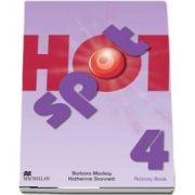 Hot Spot 4. Activity Book