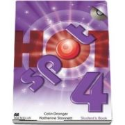 Hot Spot 4. Students Book and CD-ROM Pack