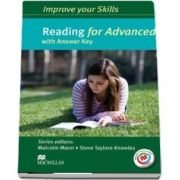 Improve your Skills: Reading for Advanced Students Book with key and MPO Pack