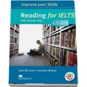 Reading for IELTS 4.5-6.0 Students Book with key and MPO Pack
