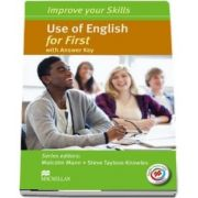 Use of English for First Students Book with key and MPO Pack