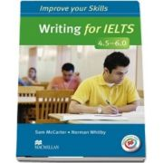 Writing for IELTS 4.5-6.0 Students Book without key and MPO Pack