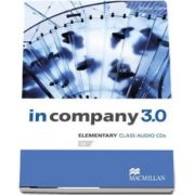 In Company 3. 0 Elementary Level Class Audio CD