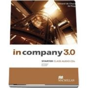In Company 3. 0 Starter Level Class Audio CD