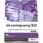 In Company 3.0 Upper Intermediate Level Students Book Pack