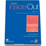 Inside Out Intermediate. Workbook Pack with Key New Edition